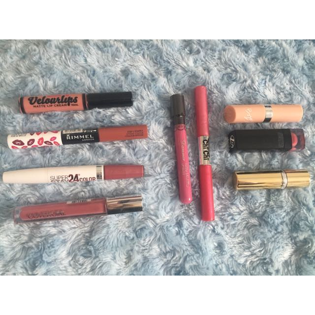 Bulk Lot Lip Products