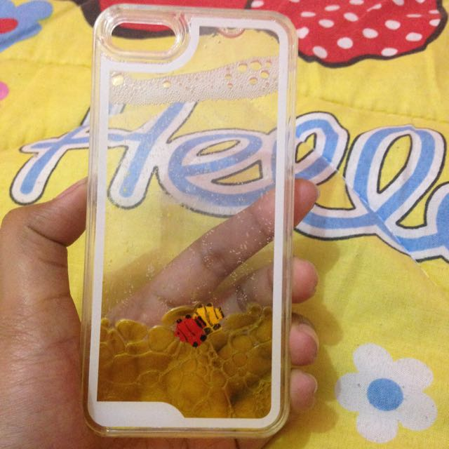 Case Water Iphone 5/5s