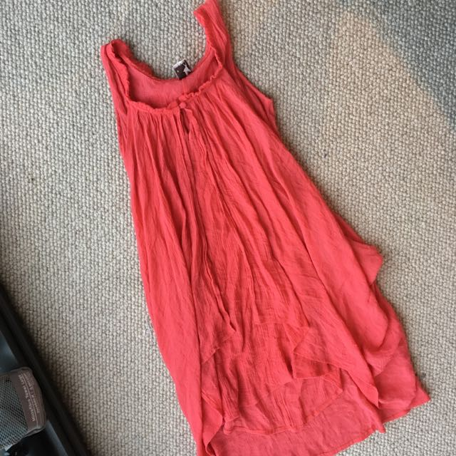 Coral Beach/Summer Dress - 8