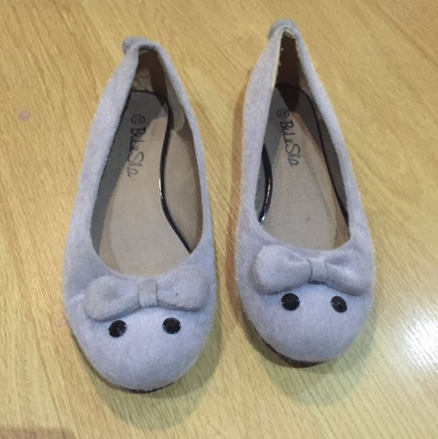 Cute Mouse Flats
