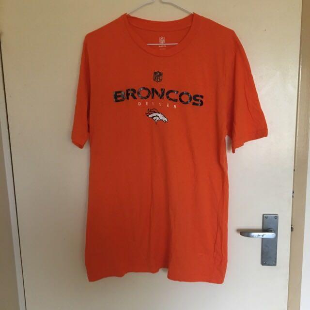 Denver Broncos Tee M
