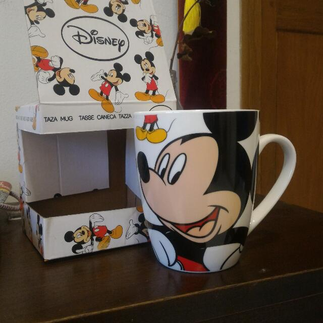 Disney Mickey Mouse Gelas Mug