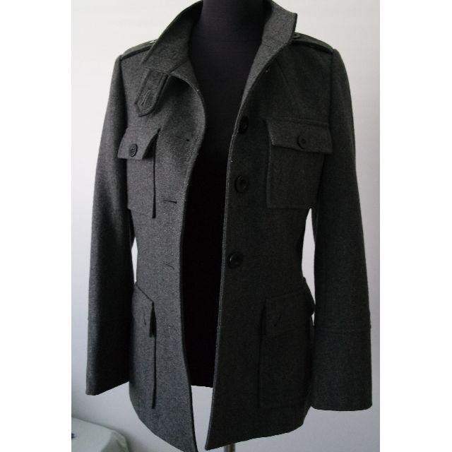 DKNY Wool Jacket Medium Womens