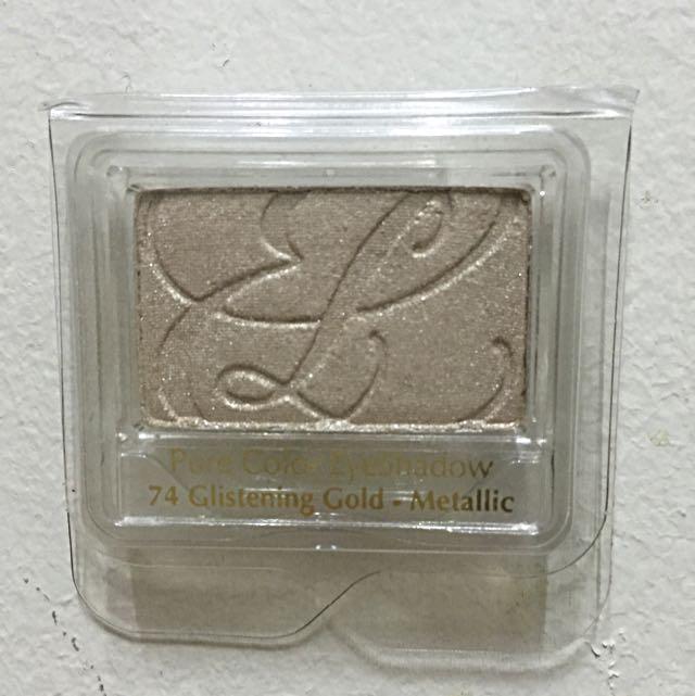Estee Lauder Pure Color EyeShadow 74 Glistening Gold - Metallic