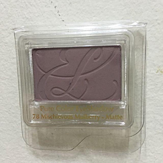 Estee Lauder Pure Color EyeShadow 78 Mischievous Mulberry - Matte