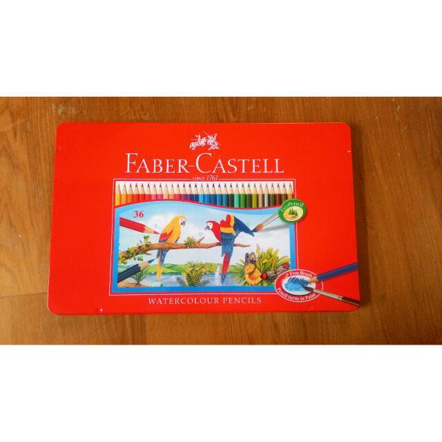 FABER-CASTELL 輝柏 36色 色鉛筆
