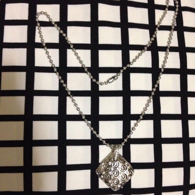 Fancy Long Necklace