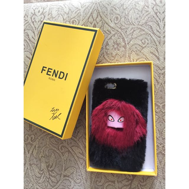 Fendi Monster - Iphone 6 Case