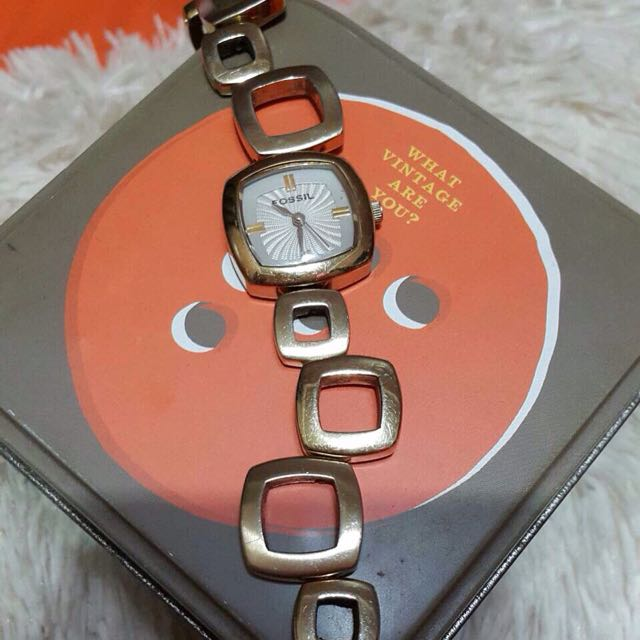 Fossil Watch (ORIGINAL NO FAKE!)
