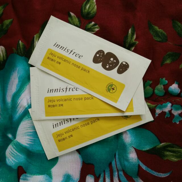(Take All) Innisfree Jeju Volcanic Nose Pack