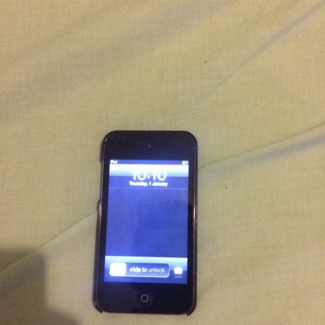 Ipod 4th Generation 8gb