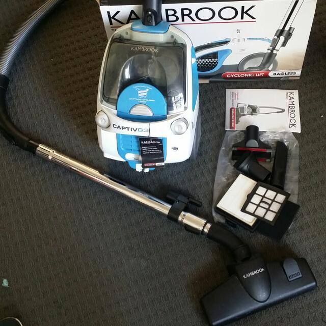Kambrook Vacuum