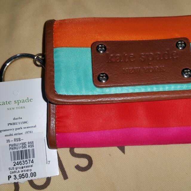 Repriced- Kate Spade Mini Wallet