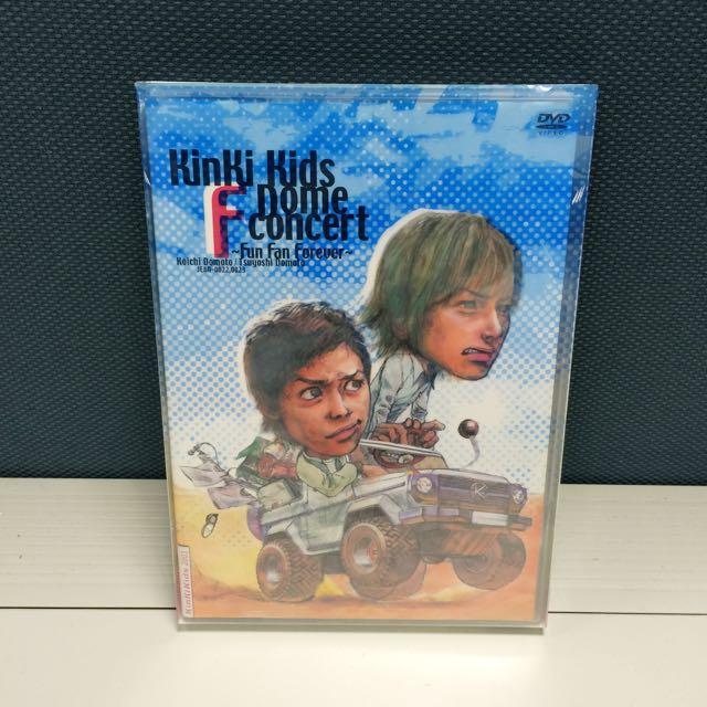 KinKi Kids F Concert DVD