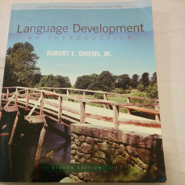Language Development An Introduction