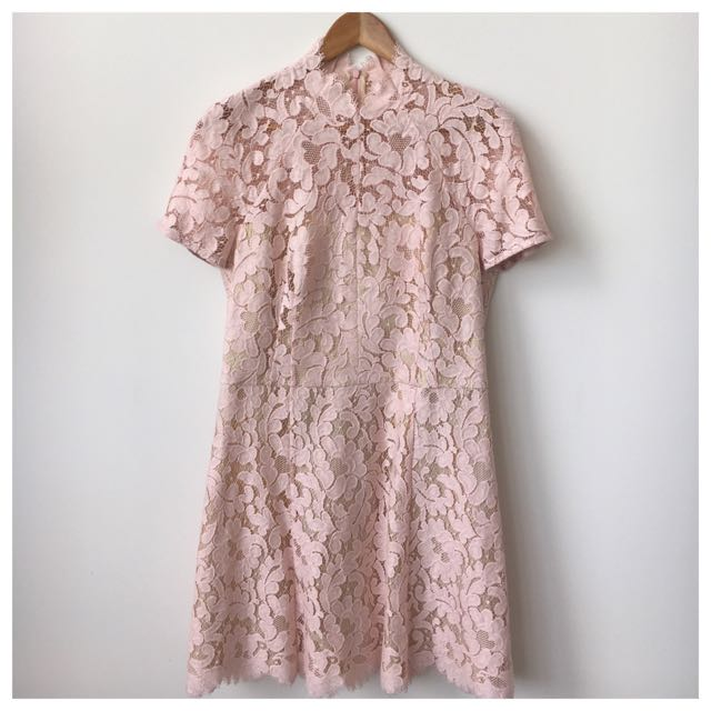Lover Warrior Lace Dress