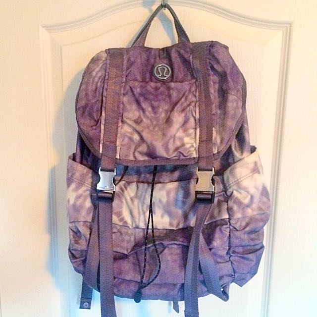 Lulu Lemon Backpack