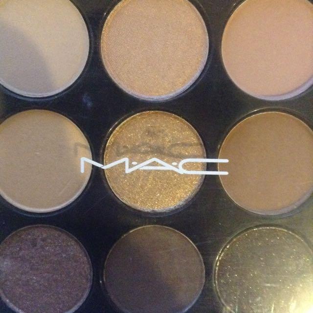 MAC Amber Times Nine Eyeshadow