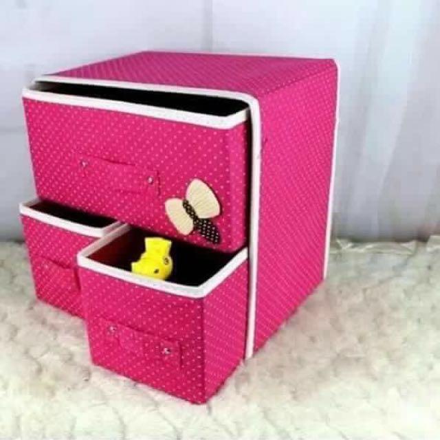 Mini Cabinet Organizer