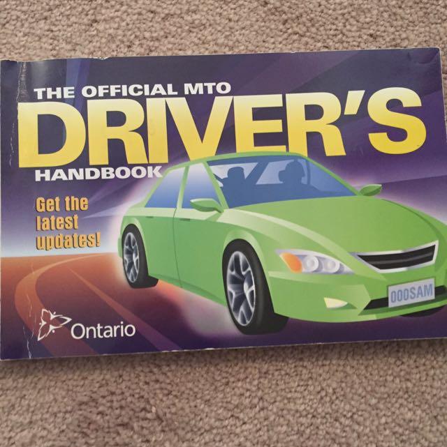 MTO DRIVER'S