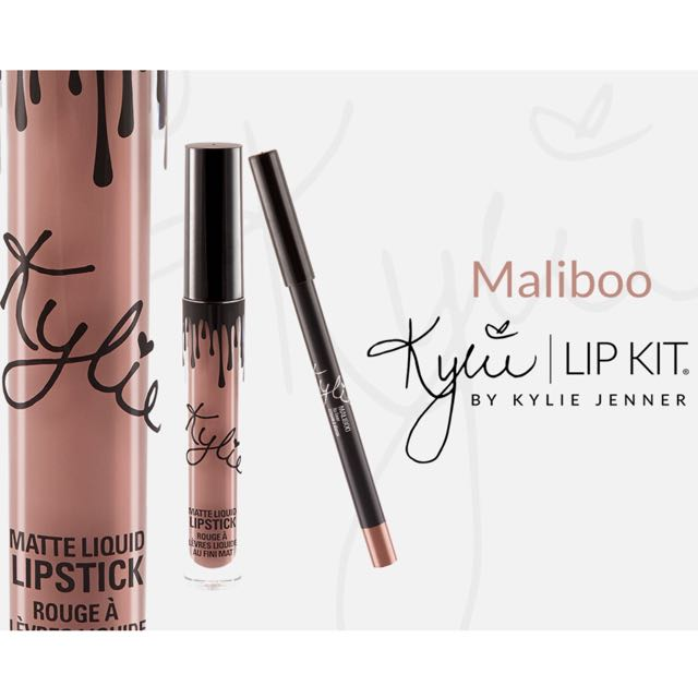 Original Maliboo Kylie Lipkit