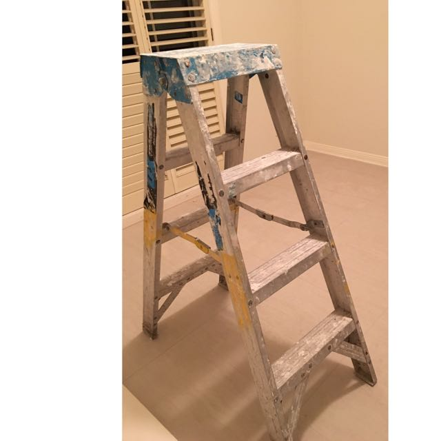 Ox Trade 4 Step Ladder
