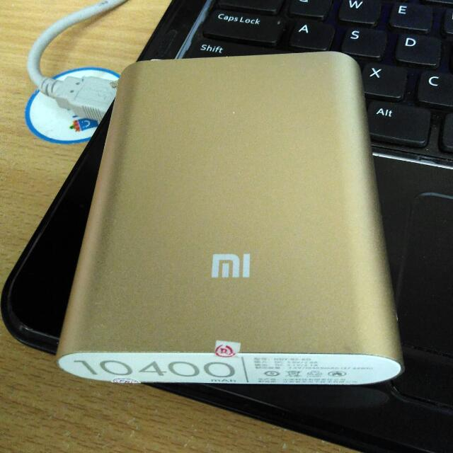 Powerbank Xiaomi 10400 mAh (OEM) NEW!