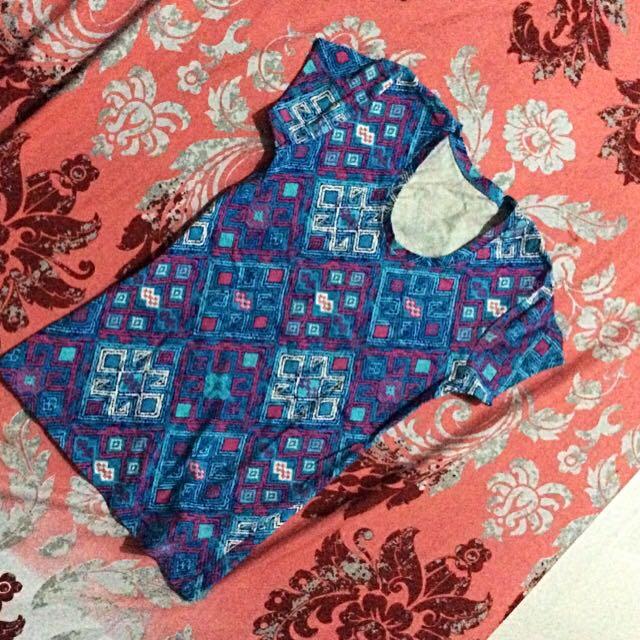 Printed Tee Shirt @80pesos