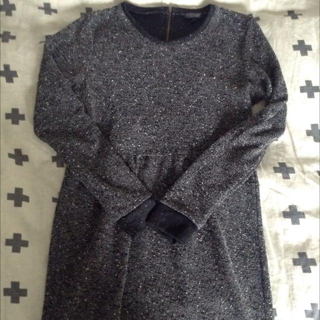 Professional Grey Dress
