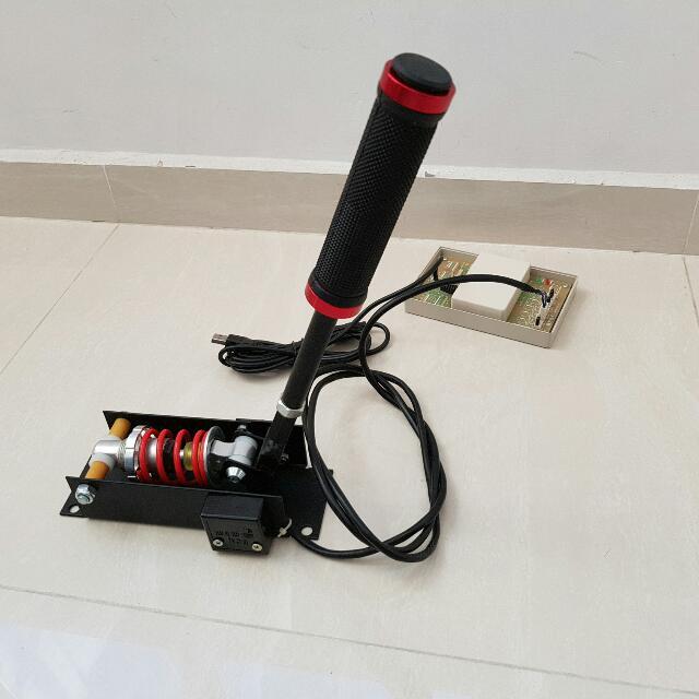 Racing Simulator Handbrake System (Brand New) #fanatec