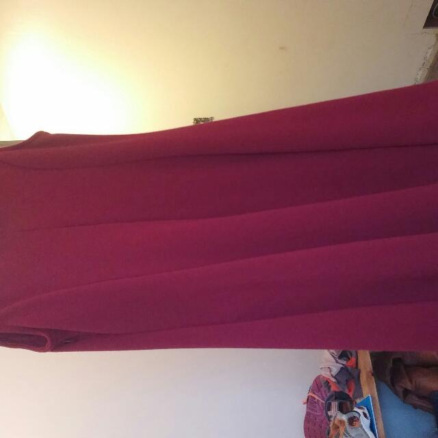 Red Women Party Dress