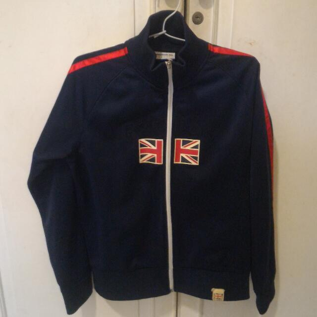 Reebok Union Jack Jacket (Navy)