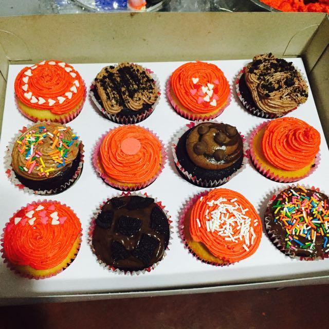 Regular cupcakes