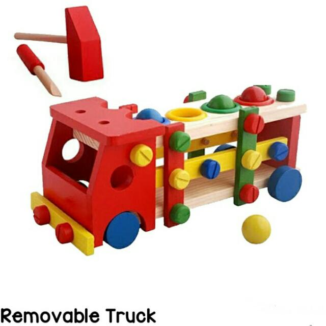 Removable Truck