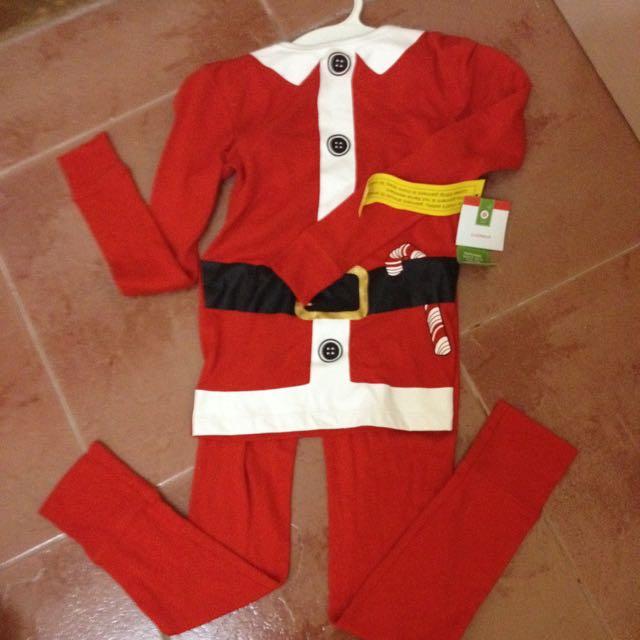 Santa Claus Sleepwear