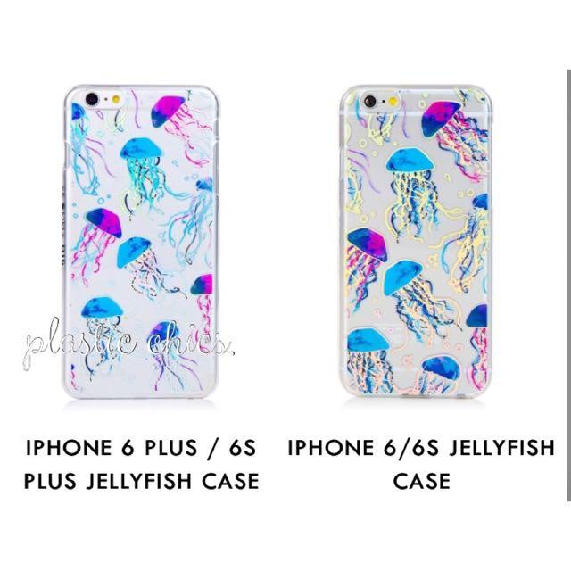 《預購》英國🇬🇧SKINNYDIP水母iPhone 手機殼📱