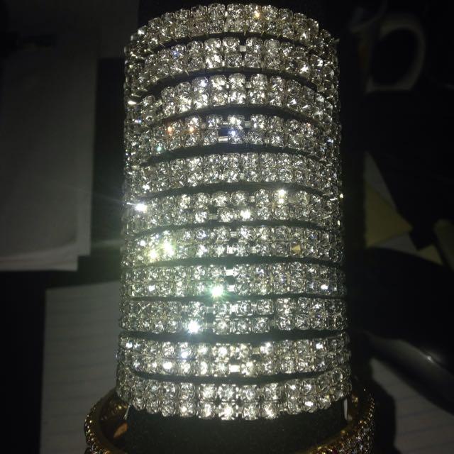 Stretch Diamanté Bracelets