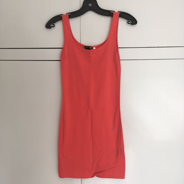 Stretchy Basic Tank In Corral