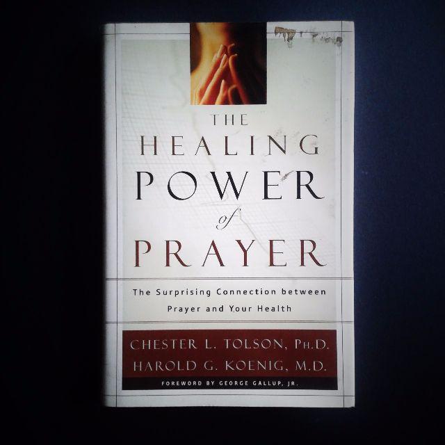 The Healing Power of Prayer (Hardbound)