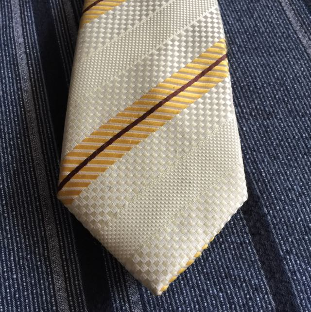 Tie - Hand Made