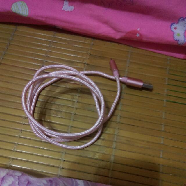 USB傳輸線+充電線