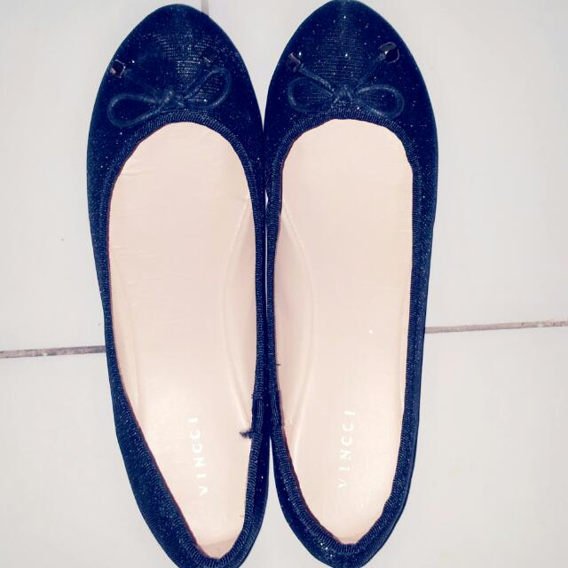 VINCCI Ballerina Flat Shoes