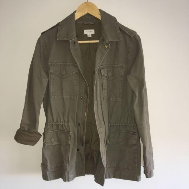 Witchery Khaki Jacket