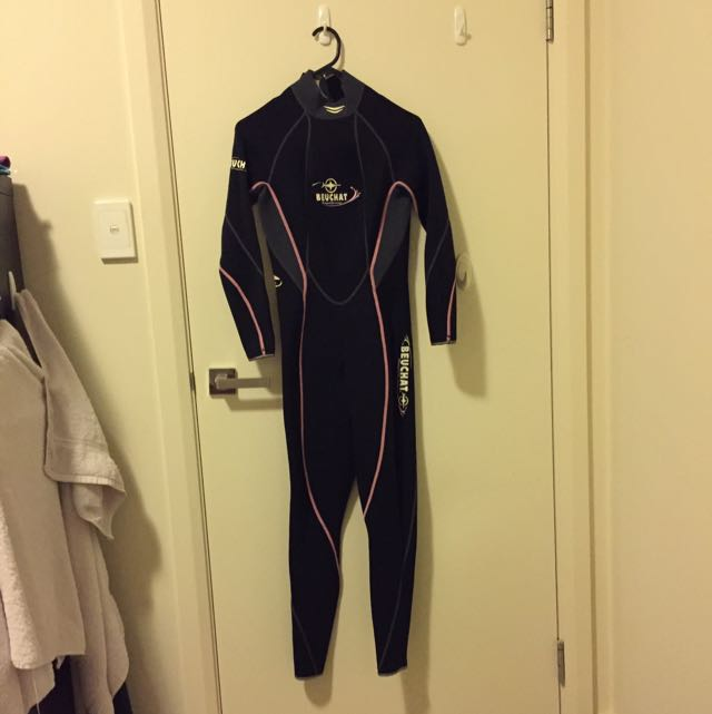 Women's Diving Wetsuit - Size 5 (US)