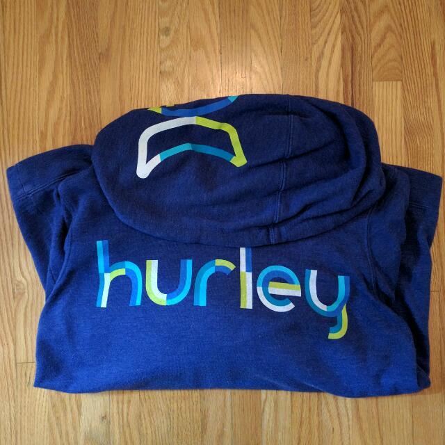 XL Hurley Hoodie