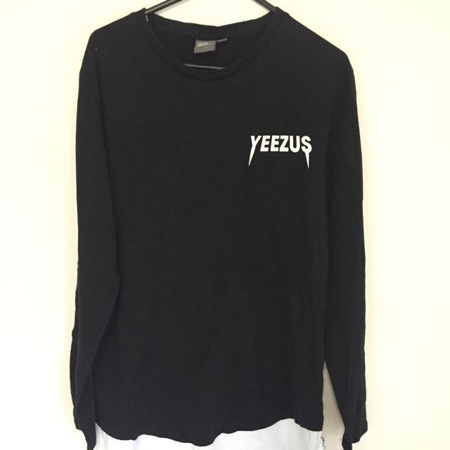 Yeezus Top