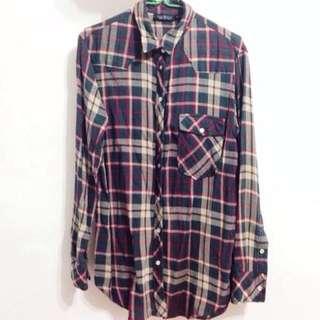 SALES‼️ authentic topshop flannel