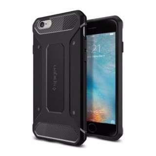 Iphone 6+ Spigen Black