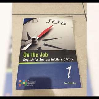 含運!One The Job《Joe Henley 著》