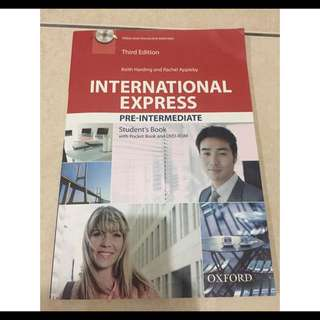 含運!INTERNATIONAL EXPRESS《OXFORD》